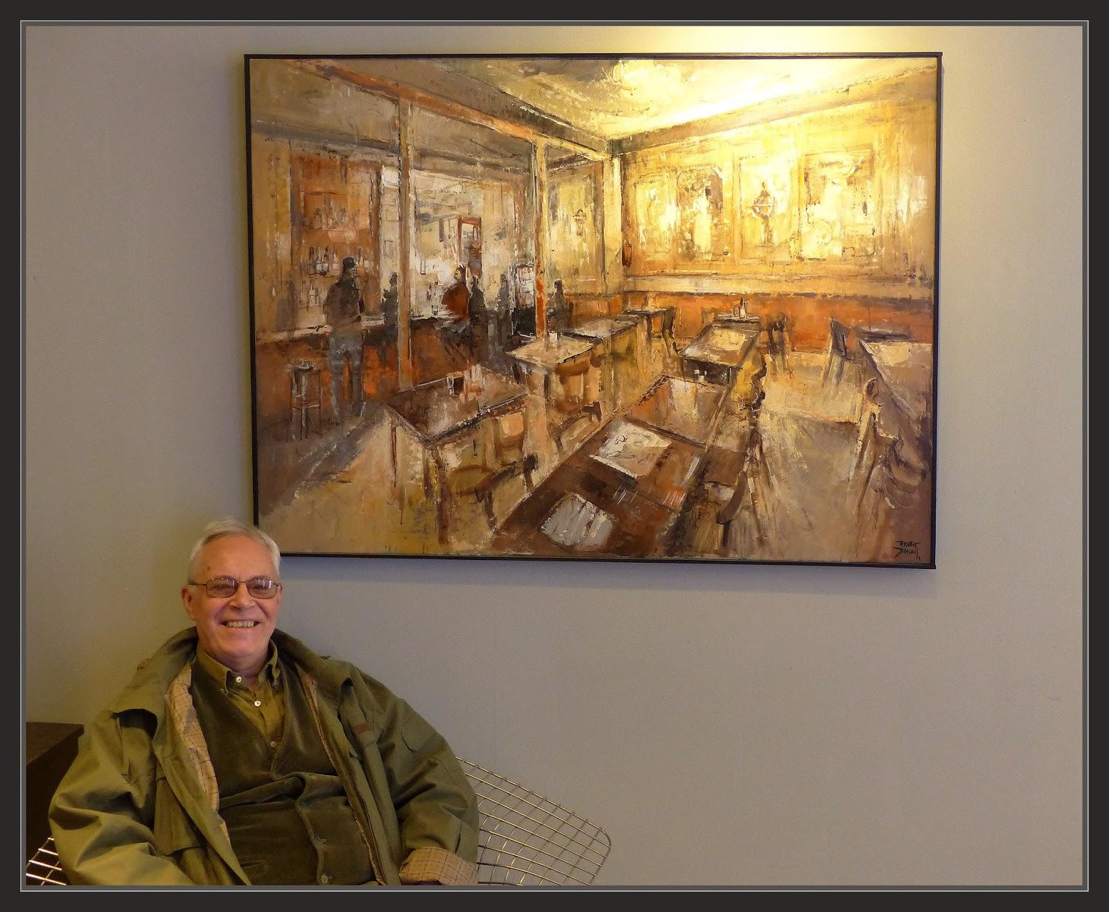 Ernest descals artista pintor exposici pintura manresa - Trabajo de pintor en barcelona ...