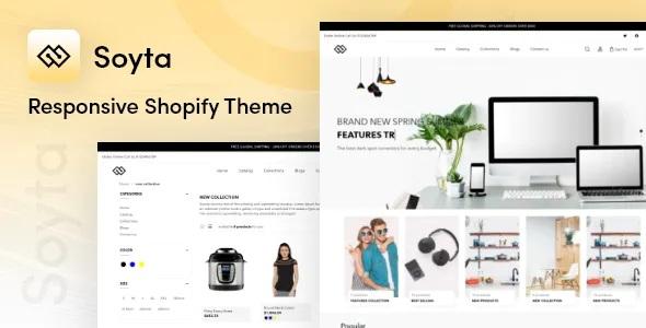 Best Multipurpose Shopify Theme