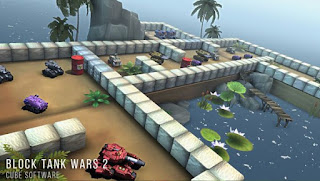 Block Tank Wars 2 Mod Apk Unlimited Money