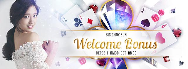 Super Promo | BigChoySun | Live Casino Malaysia