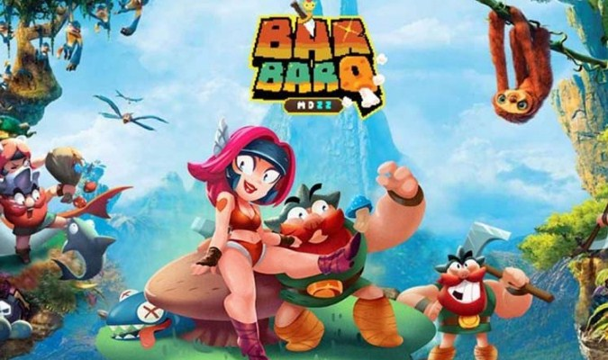 Game MOBA Unik Wajib Main - BarbarQ