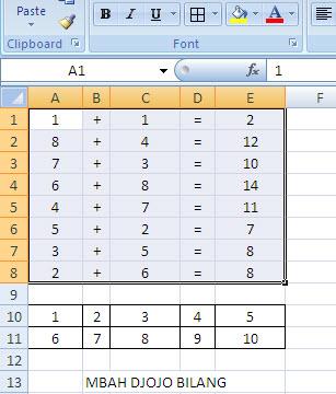 Menyisipkan Tabel Excel pada CorelDRAW | Belajar CorelDRAW