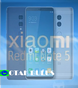 Harga Xiomi Redmi Note 5 Terbaru