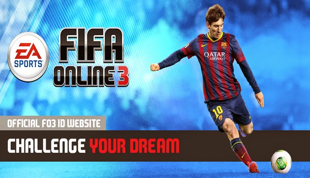 Download Fifa Online 3 Indonesia Patch 6 November 2014