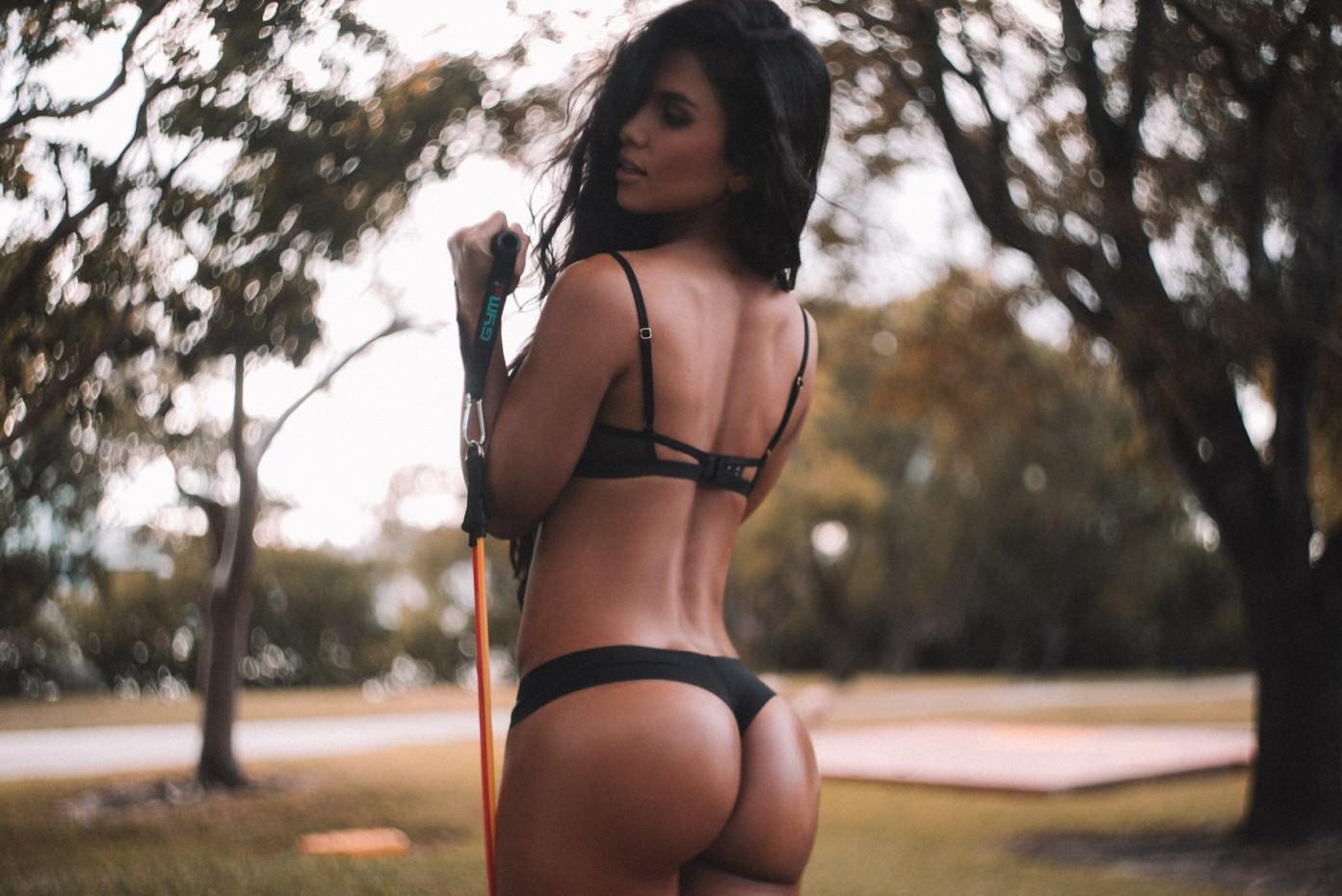 Saggy tits beach