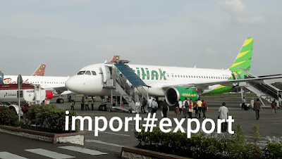 Contoh shipping instruction Air Freight