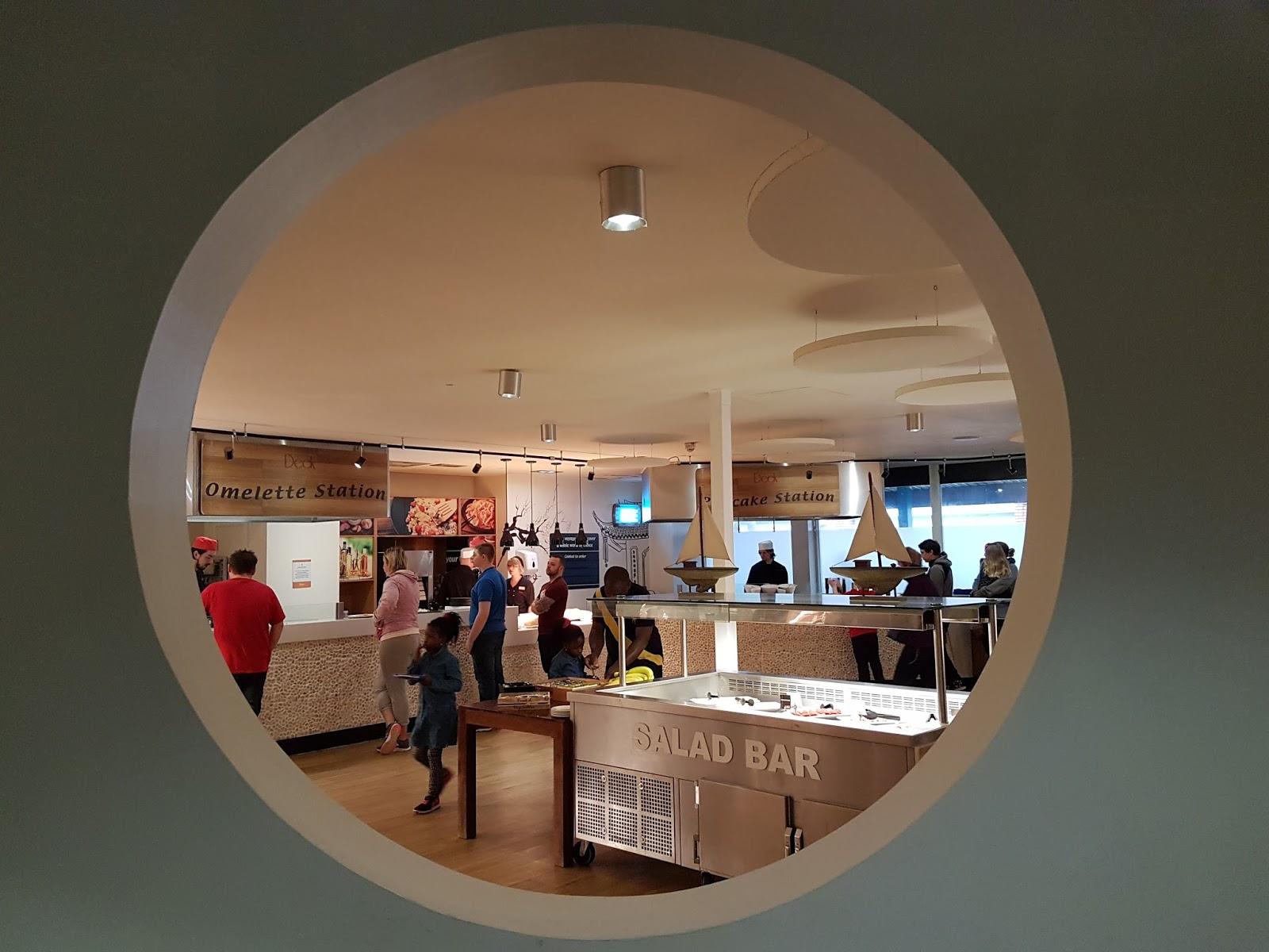 butlins minehead restaurant inside