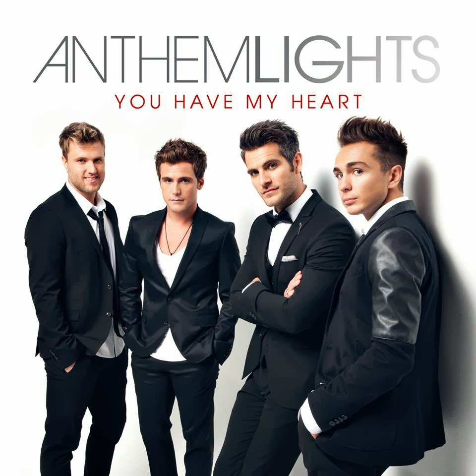 Anthem Lights - You Have My Heart (2014) English Christian