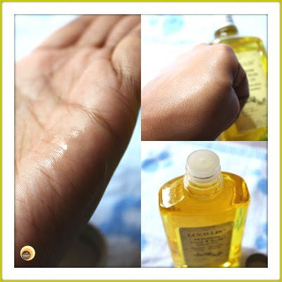Texture Of Lenolin Face Body Olive Oil
