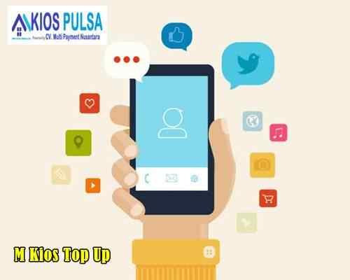 Aplikasi M Kios Top Up: Bisnis Pulsa Mudah, Cepat dan Untung