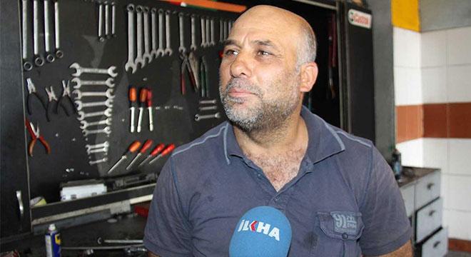 Diyarbakır'daki oto tamircilerden sürücülere bayram uyarısı