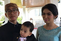 Jelang Lahiran, Ibu Iriana Temani Selvi Ananda Ke RS PKU Solo