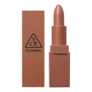 3CE Mood Recipe Matte Lip Color, 3 Concept Eyes makeup