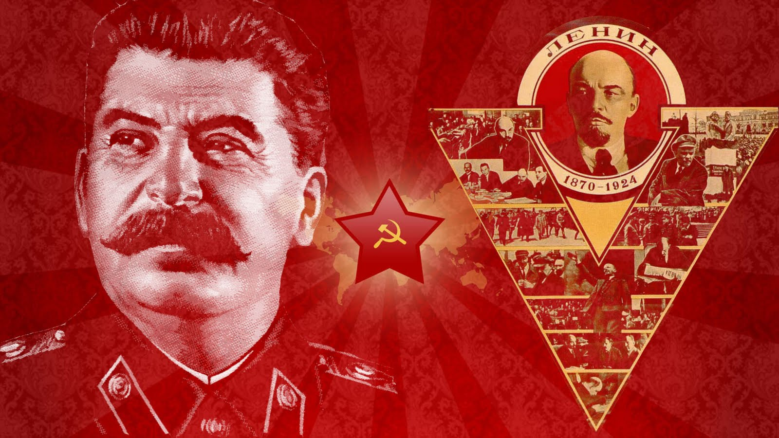 stalin vs lenin essays Essay on communism under stalin vs mao  both inspired by the marxist ideologies of lenin both stalin and mao recognized the economic backwardness of their.