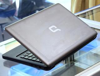Jual Laptop Compaq CQ43 ( 14-Inchi ) di Malang