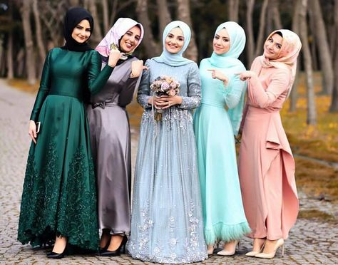25 Model Dress Muslim Masa Kini Simple Elegan