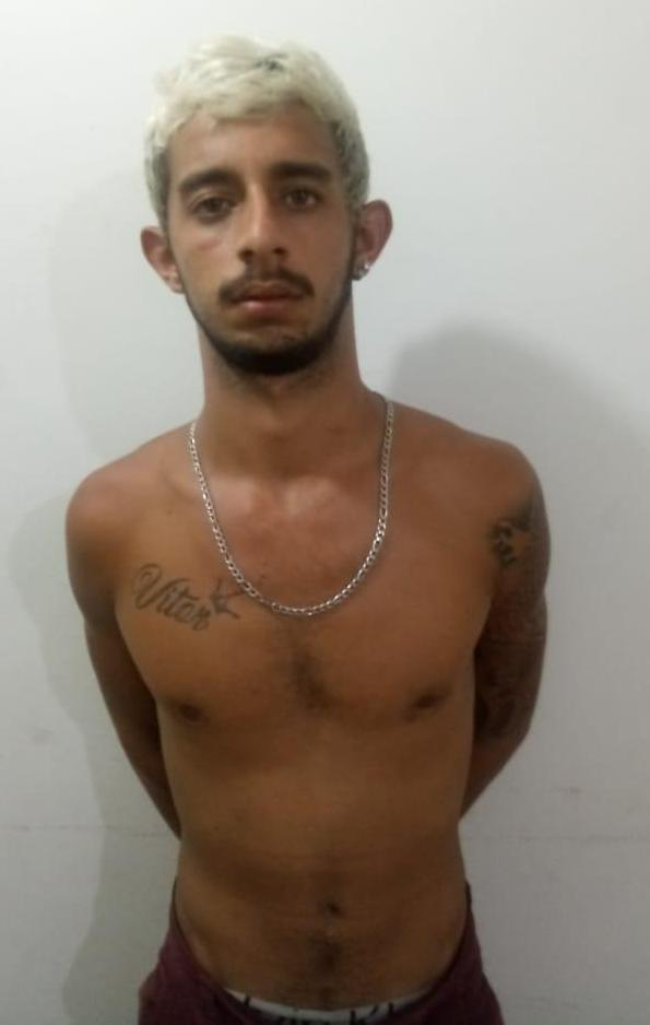 Polícia cumpre mandado de busca, apreensão e prisão em flagrante por tráfico de Drogas