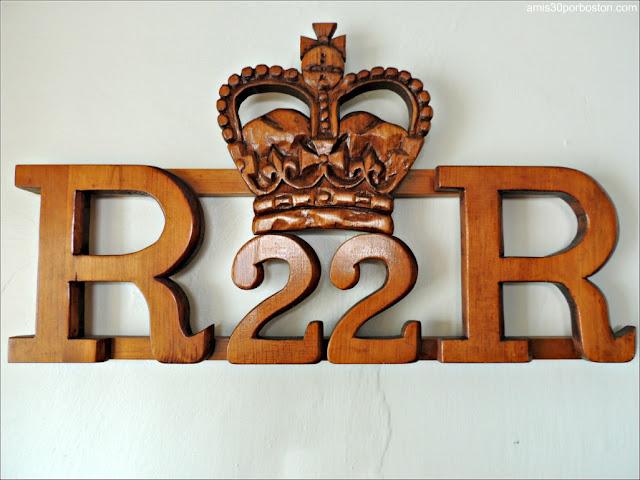 R22R en la Ciudadela de Quebec