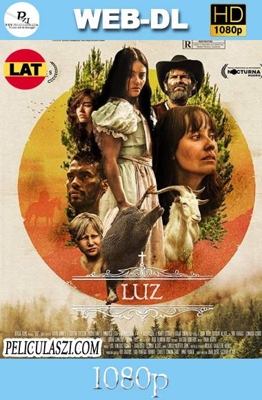 Luz, la Flor del Mal (2019) HD WEB-DL 1080p Dual-Latino VIP