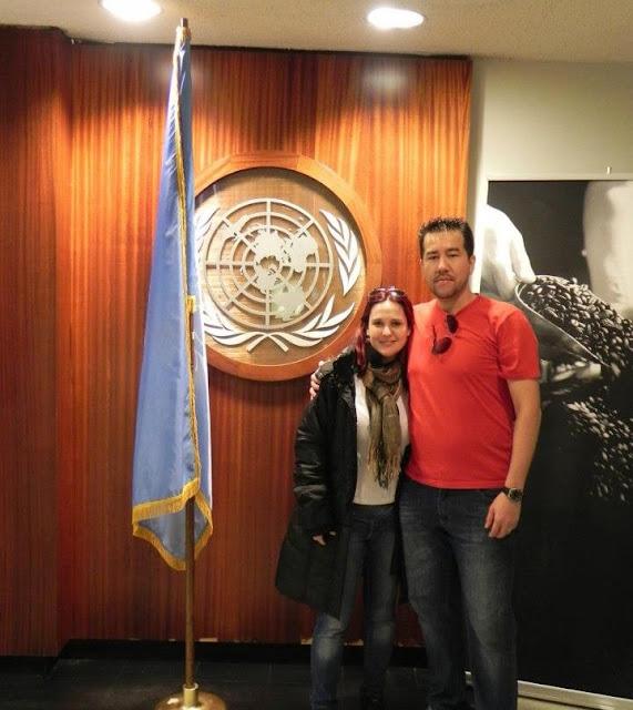 como visita sede nações unidas nova york