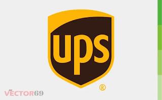 UPS (United Parcel Service) Logo - Download Vector File CDR (CorelDraw)