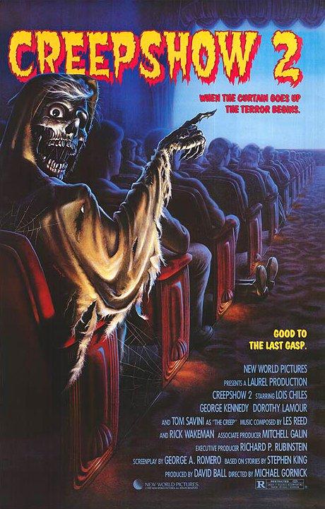 """Movie Review: """"Creepshow 2"""" (1987)"""