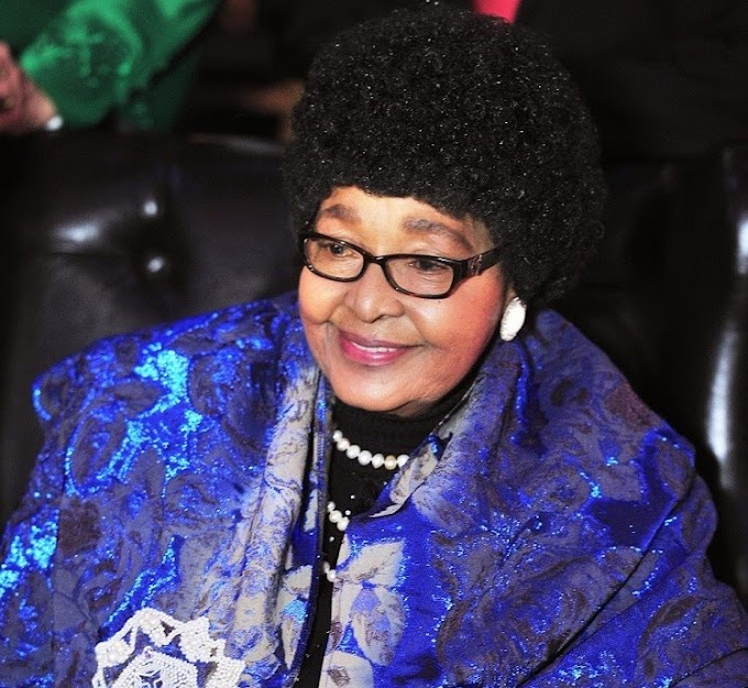 South Africa's Winnie Mandela has died at the age of 81