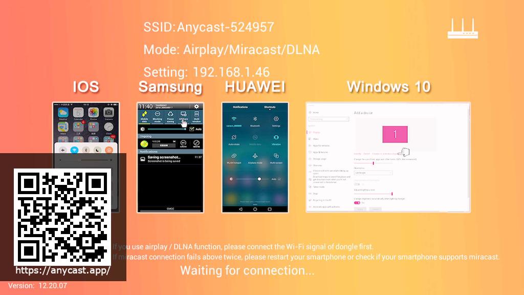 開箱] Anycast M5 PLUS HDMI 電視棒2019 年款RK3036 12 20 07版搭配