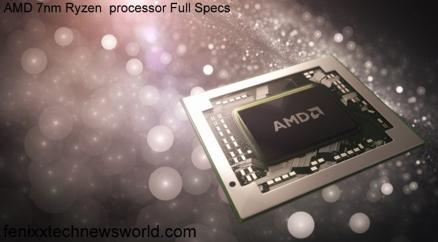 AMD,Processor, 7nm, specification, price