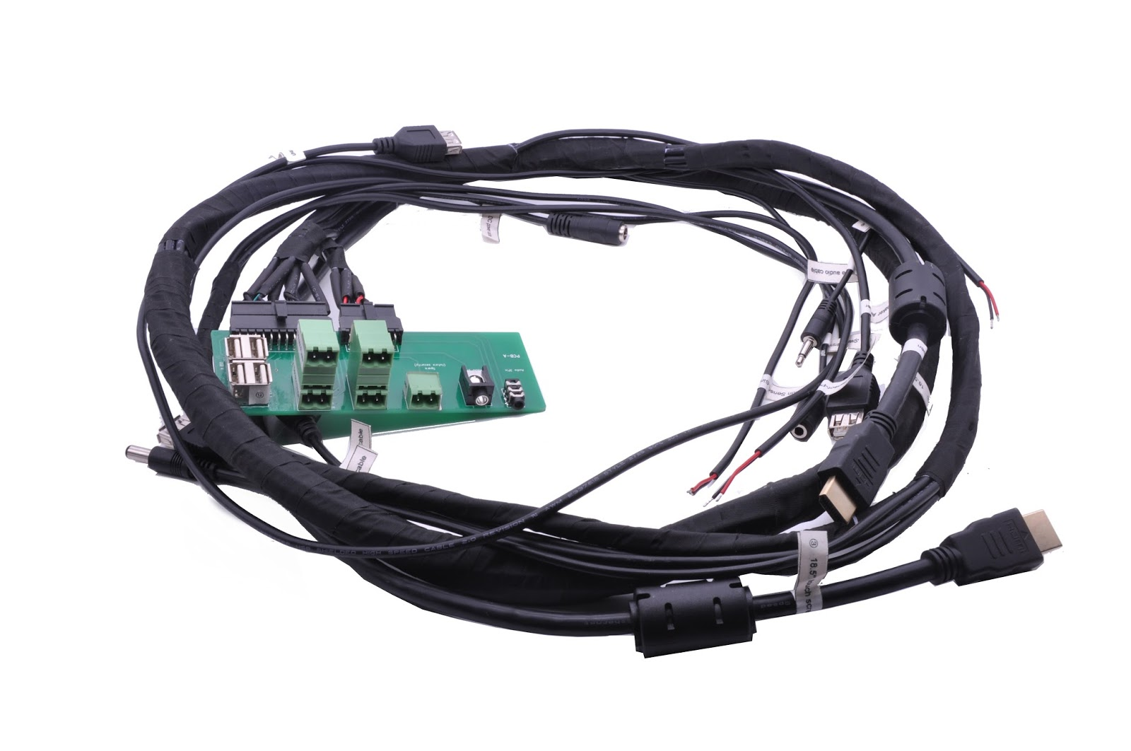 Connector Cable Assemblies and Wire Harness Manufacturing Expert