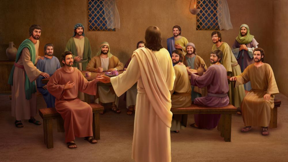 考察全能神教會: 主耶穌復活後為什麼向人顯現四十天