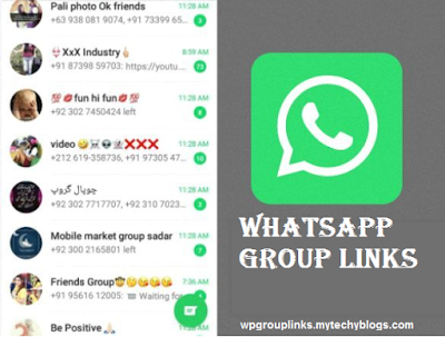 Whatsapp Group Links - Join and Share Fresh Whatsapp Group Links Collection