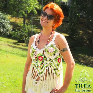 Renata S Tourinho Tilda the Green