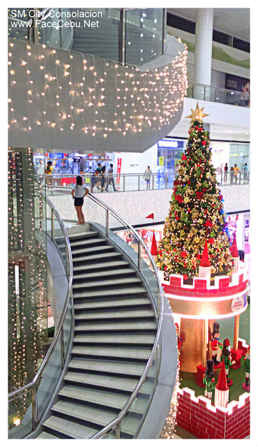 SM City Consolacion Christmas Tree