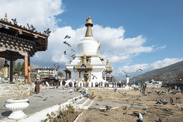 Places to cover in Bhutan