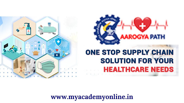 AarogyaPath: CSIR National Healthcare Supply Chain Portal
