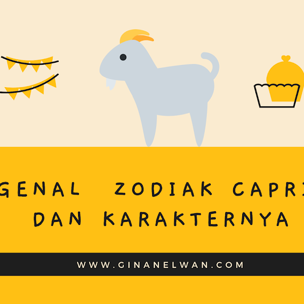 Mengenal  Zodiak Capricorn Dan Karakternya