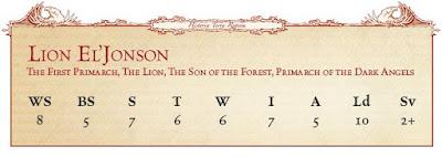perfil reglas Lion ElJonson