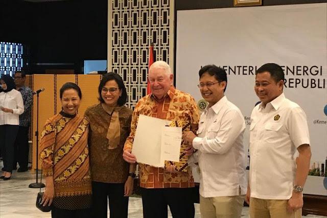 Alhamdulillah, Pemerintah RI Sah Kuasai 51 Persen Saham Freeport Indonesia