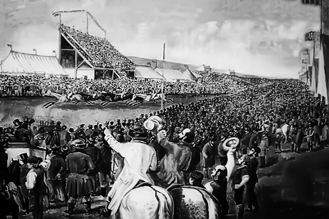Whitehaven Racecourse c1882