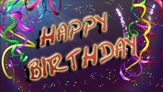 Joyeux anniversaire message image 2017