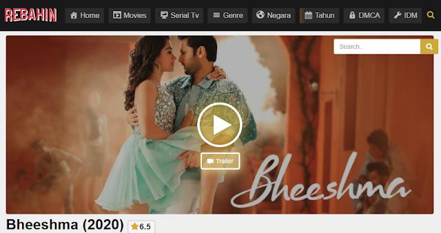 Nonton Film Bheeshma (2020) Sub Indo Full Movie Terbaru 2021