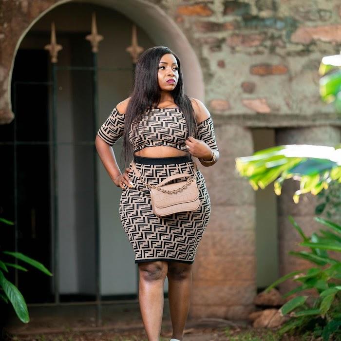 Sandra Ndebele Strikes Again