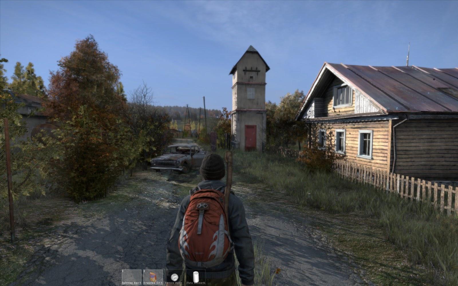 survival pc game low spec