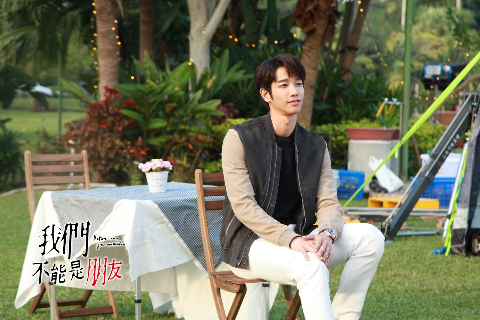 Puff Guo and Jasper Liu as Cheating Lovers in Before We Get