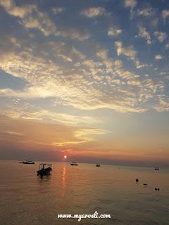 Vacation to Pulau Tioman Day 2