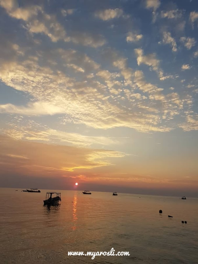 Vacation to Pulau Tioman Day 2 ( Continued)