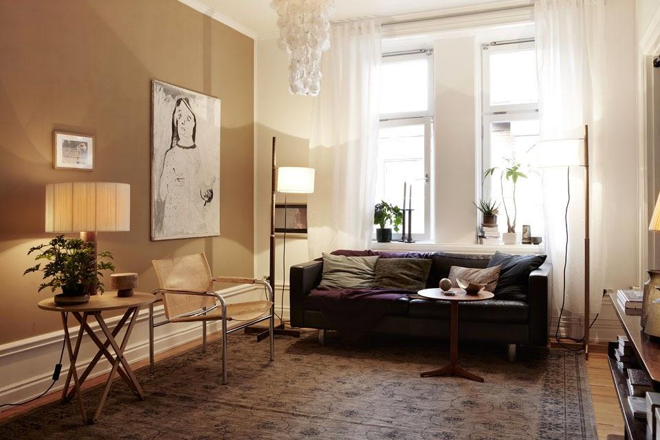 d couvrir l 39 endroit du d cor feutr et cultiv. Black Bedroom Furniture Sets. Home Design Ideas