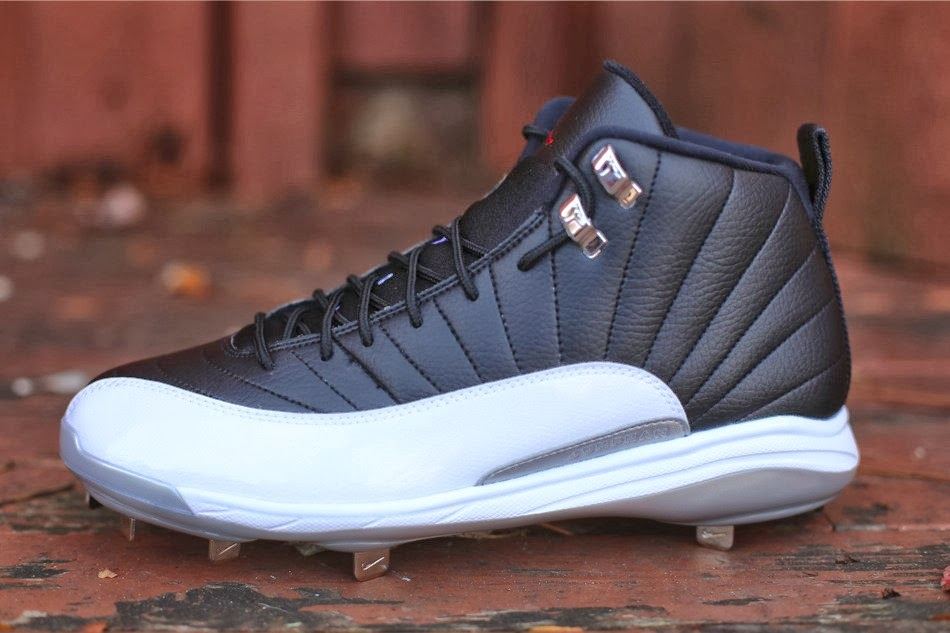 da6141bbd1f511 Not much to say but This retro Jordan 12 cleat is now available for  purchase at oneness