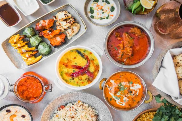 Say mê ẩm thực truyền thống của Ấn Độ